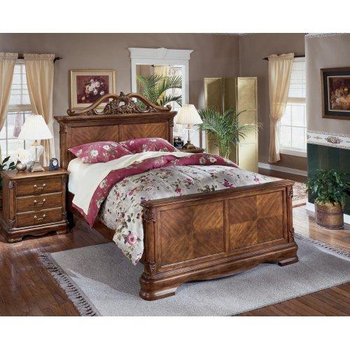Chadbrook - Brown 3 Piece Bed Set (Queen)