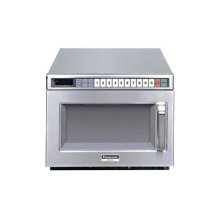 1200 Watt Compact Commercial Microwave Oven with 60 Programmable Memory Pads