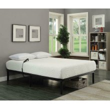 Stanhope Black Adjustable Twin Extra Long Bed Base