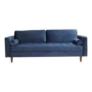 Velluto Sofa Blue Velvet