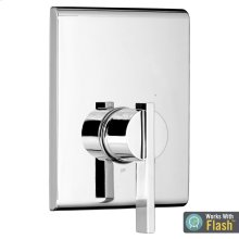 Times Square Valve Only Trim with Pressure Balance Cartridge  American Standard - Polished Chrome