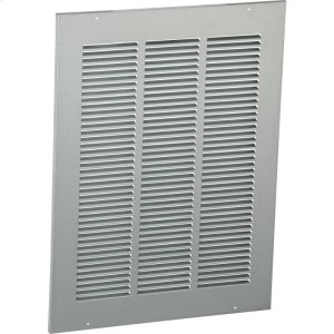 """Elkay Louvered Grill 21"""" x 1/2"""" x 28"""" Product Image"""
