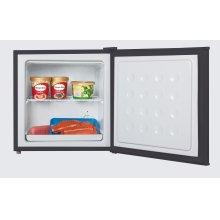 1.1 Cu. Ft. Upright Freezer, Black