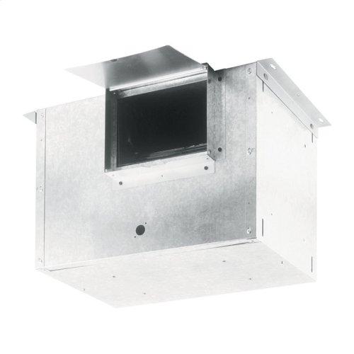 Ventilator; 884 CFM Straight Through, 3.8 Sones; 858 CFM Right Angle, 4.5 Sones. 120V