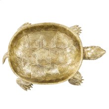 Gold Turtle Tray