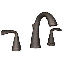 Fluent Two-Handle Widespread Bathroom Faucet - Legacy Bronze