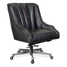 Home Office Buttonwood Executive Swivel Tilt Chair w/Metal Base