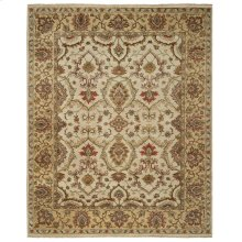 Eminence Ivory Hand Knotted Rugs