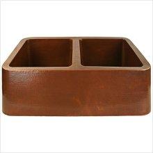 Farm House Kitchen Double Bowl