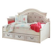 DAY BED WITH STORAGE DRAWER