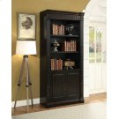 Nicolas Traditional Espresso Bookcase Product Image