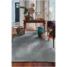 Dramatic Static Tidal Wave Braided Rugs Product Image