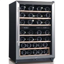 45 Bottle Dual Zone Wine Cooler