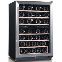 45 Bottle Dual Zone Wine Cooler