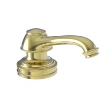 Forever Brass - PVD Soap/Lotion Dispenser