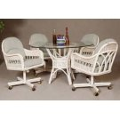 D-2 White Wash Dining Room Product Image