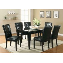 Anisa Black Side Chair