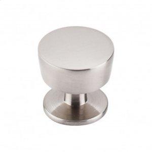 Essex Knob 1 3/16 Inch - Brushed Satin Nickel Product Image
