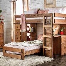 Beckford Twin/twin Loft Bed
