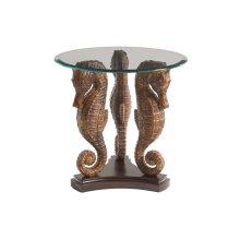 Sea Horse Lamp Table