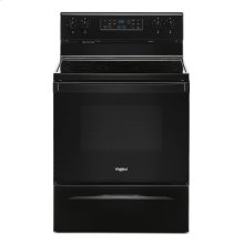5.3 cu. ft. Whirlpool® electric range with Frozen Bake technology