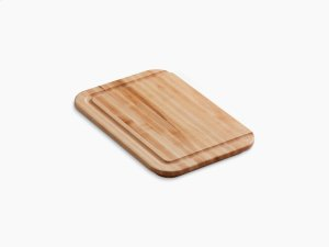 Hardwood Cutting Board, for Undertone, Cadence , Iron/tones, and Toccata Kitchen Sinks Product Image