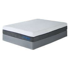 Mygel Hybrid 1100 - White 2 Piece Mattress Set
