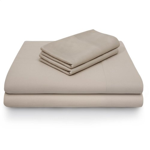 Rayon From Bamboo Cal King Ivory