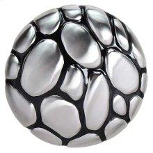 Metal Pebbles Drain