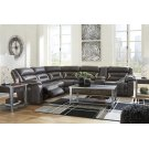 Kincord - Midnight 5 Piece Sectional Product Image