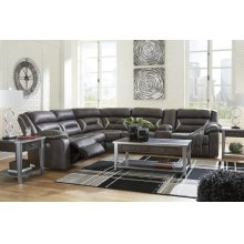 Kincord - Midnight 5 Piece Sectional