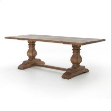 "87"" Size Durham Dining Table"