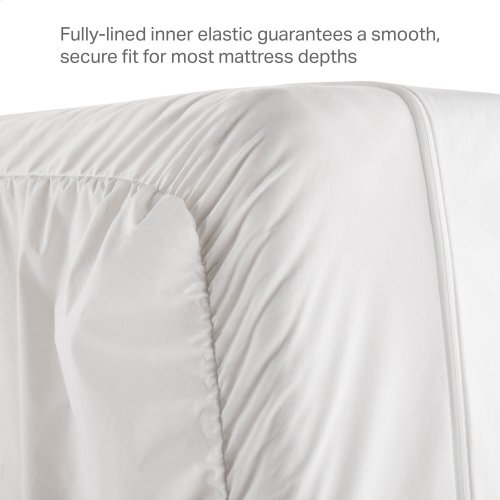 Weekender Hotel-Grade Mattress Encasement, Twin XL