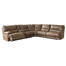 Thurles - Saddle 6 Piece Sectional