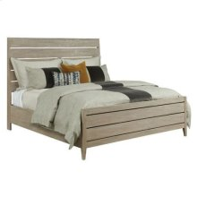 Symmetry Incline King Queen Bed High Footboard