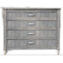 Willow Single Dresser - Pewter