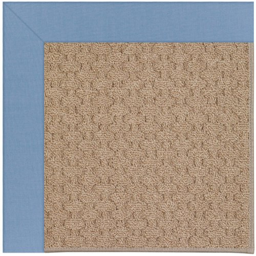 Creative Concepts-Grassy Mtn. Canvas Air Blue Machine Tufted Rugs