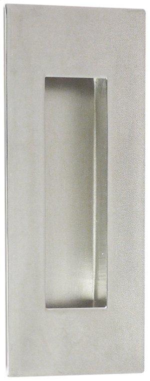 Rectangular Pocket/Cup Pull w/Rectangular Opening, US32 Product Image