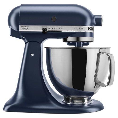 Artisan® Series 5 Quart Tilt-Head Stand Mixer Ink Blue