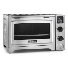 "12"" Convection Digital Countertop Oven Stainless Steel"