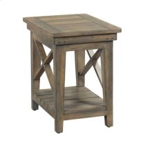 Mill House Melody Chairside Table
