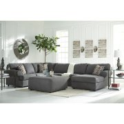 Jayceon - Steel 4 Piece Sectional Product Image