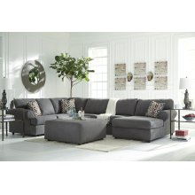 Jayceon - Steel 4 Piece Sectional