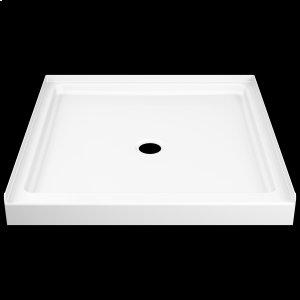 """White ProCrylic 36"""" x 36"""" Shower Base Product Image"""