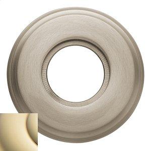 Lifetime Polished Brass 5028 Estate Rose Product Image