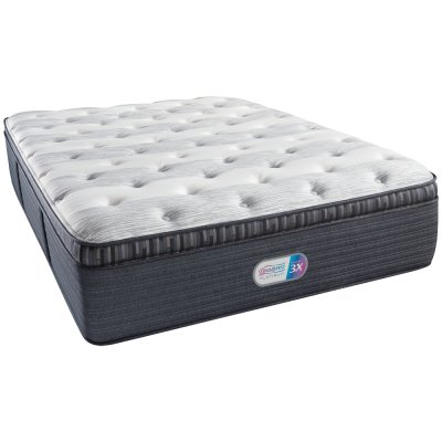 BeautyRest - Platinum - Haven Pines - Plush - Pillow Top - Twin Product Image