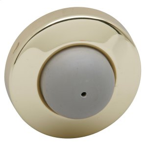 Door Accessories  Wall Door Stop - Bright Brass Product Image