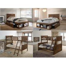 3015-10 Dresser in Brown