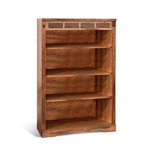 """Sedona 48""""H Bookcase"""