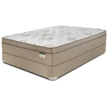 "Comfortec - Stafford - 14.5"" Euro Box Top - Queen"